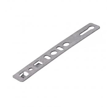 Анкерная пластина REHAU 165 не поворотная 1,2 мм