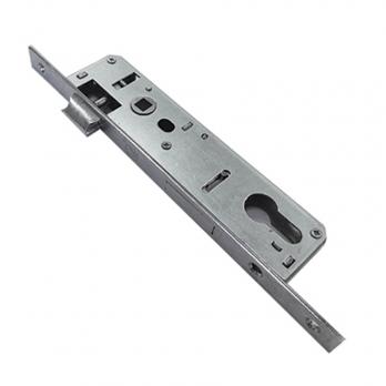 Дверной замок Expert V3 (металл) с защелкой D25