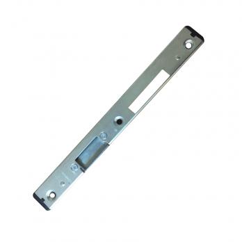 Ответная планка замка 9 мм, zinc правая
