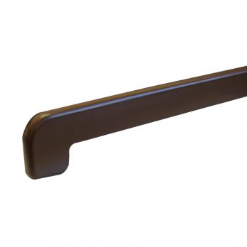 Заглушка на водоотлив коричневая